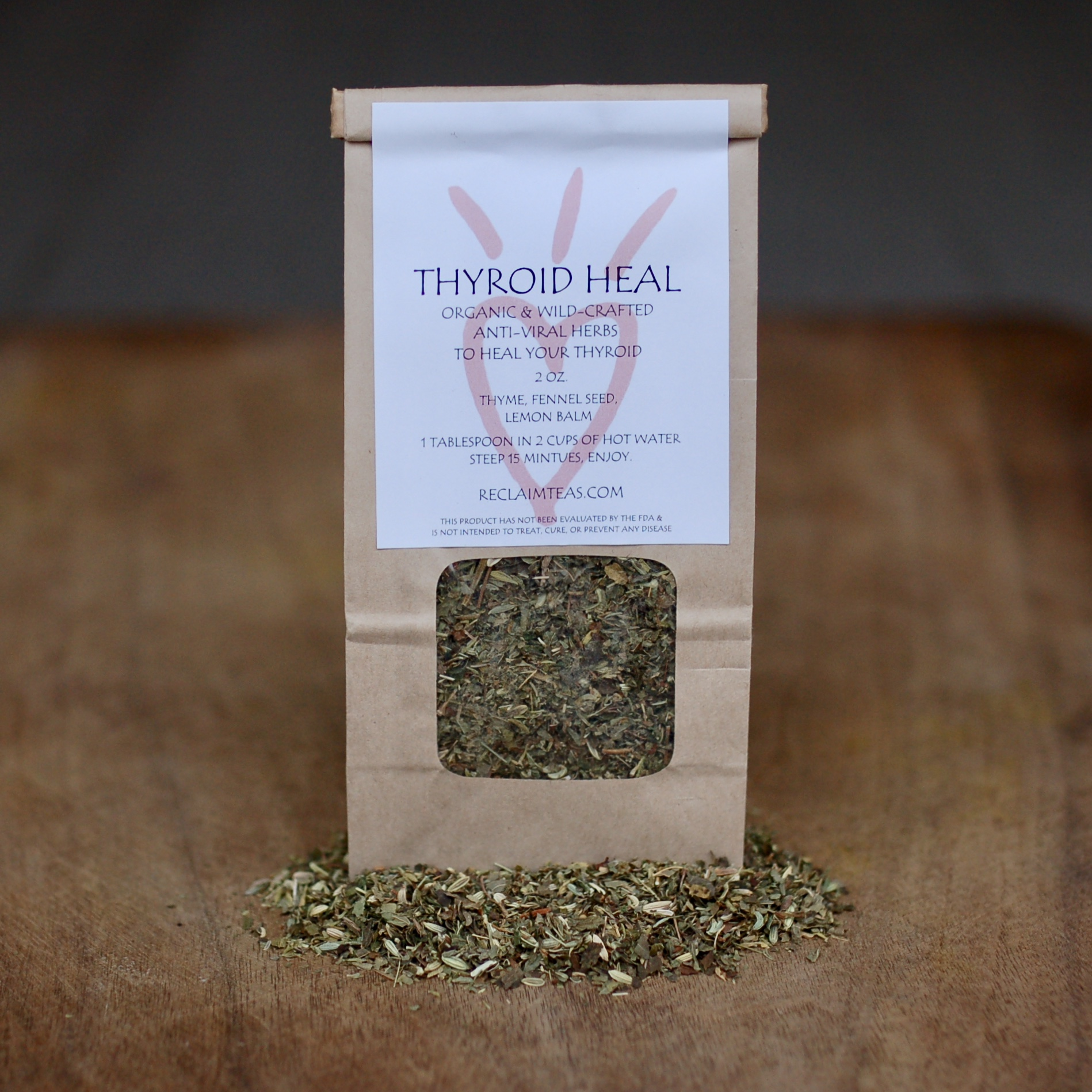 Thyroid Heal Bowl